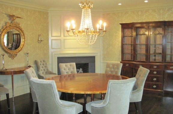 Great Room & Dining Areas