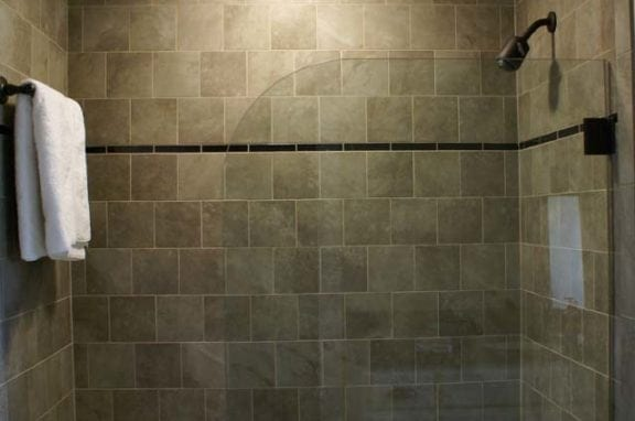 Tile Showers